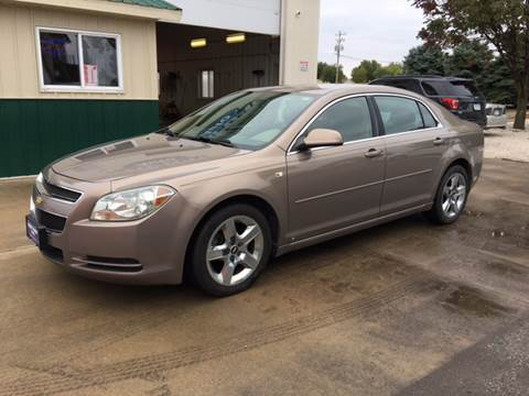 2008 Chevrolet Malibu for sale in Jefferson, IA