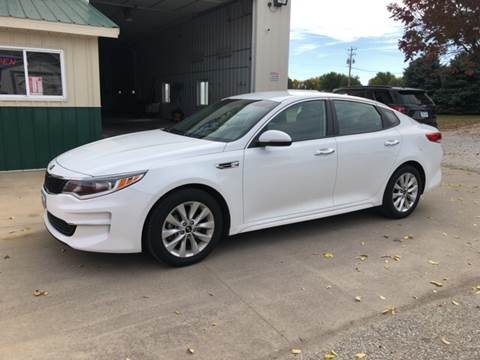 2016 Kia Optima for sale in Jefferson, IA