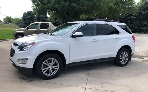 2016 Chevrolet Equinox for sale in Jefferson, IA
