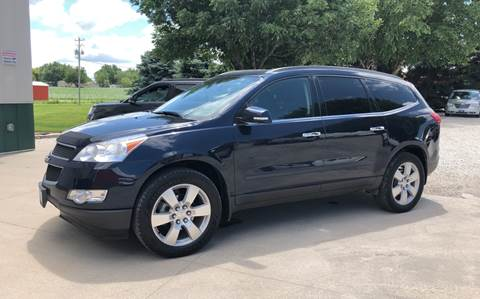 Used Chevy Traverse >> Used Chevrolet Traverse For Sale In Iowa Carsforsale Com