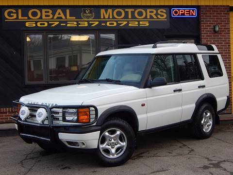 2000 Land Rover Discovery Series II for sale in Binghamton, NY