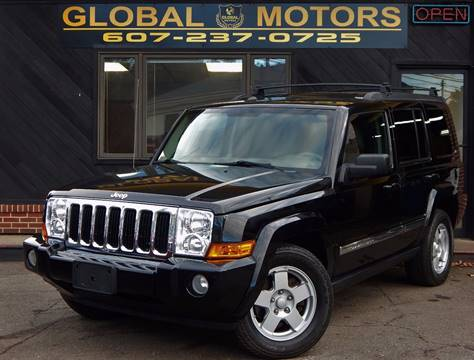 2010 Jeep Commander for sale in Binghamton, NY