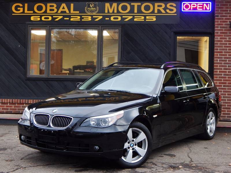BMW Series Xi In Binghamton NY GLOBAL MOTORS - 530xi bmw