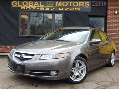 Acura TL For Sale Carsforsalecom - 2007 acura tl for sale
