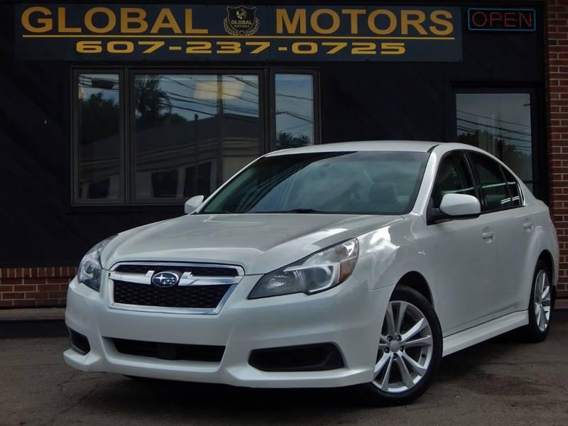 2013 Subaru Legacy 25i Premium In Binghamton Ny Global Motors
