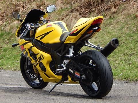 2006 Suzuki GSX-R600