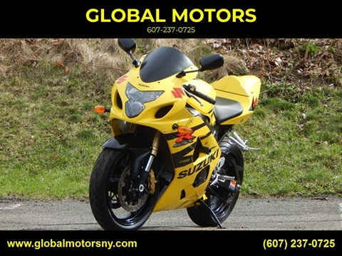 2006 Suzuki GSX-R600 for sale in Binghamton, NY