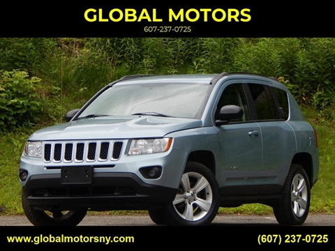 2013 Jeep Compass for sale in Binghamton, NY