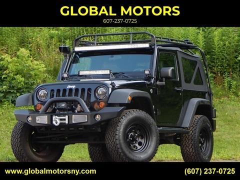 2009 Jeep Wrangler for sale in Binghamton, NY