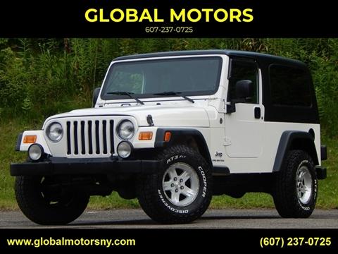 2005 Jeep Wrangler for sale in Binghamton, NY