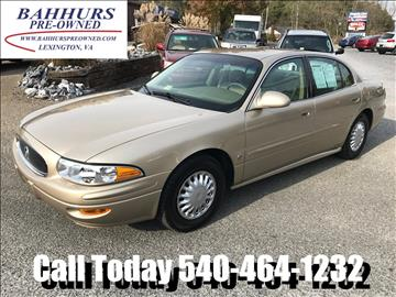 2005 Buick LeSabre for sale in Lexington, VA