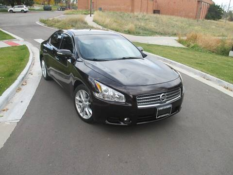 2011 Nissan Maxima for sale in Denver, CO