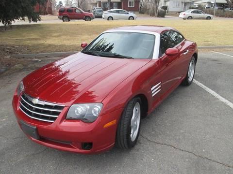 Chrysler Crossfire For Sale Carsforsale Com 174