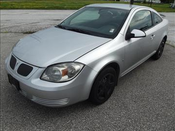 2009 Pontiac G5 for sale in Fort Wayne, IN