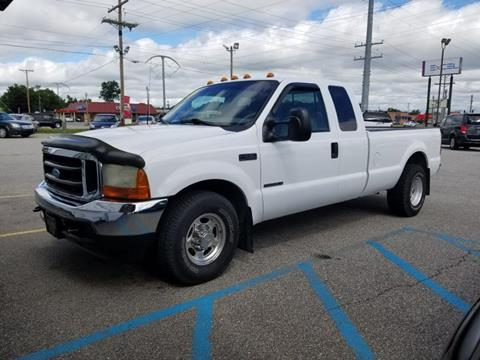 2001 Ford F-250 Super Duty for sale in Fort Wayne, IN
