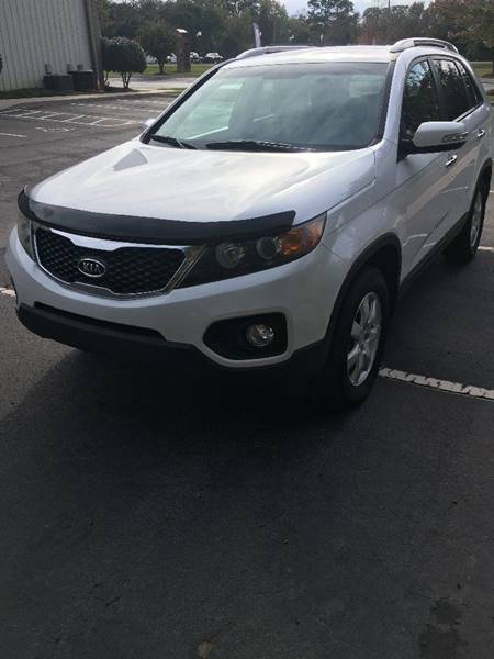2011 Kia Sorento Lx 4dr Suv In Rock Hill Sc Pro Care Auto Brokers Llc