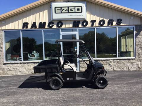 2016 Cushman HAULER 800X for sale in Paris, TN