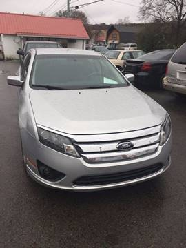 2012 Ford Fusion for sale in Ashland City, TN