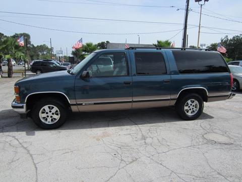 1995 Chevrolet Suburban for sale in Houston, TX