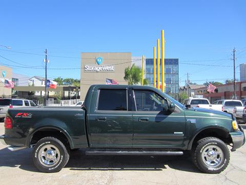 Used 2003 Ford F 150 For Sale In Houston Tx