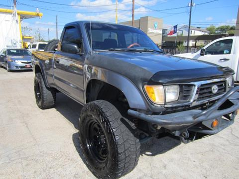 1997 Toyota Tacoma for sale in Houston, TX