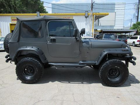 1991 Jeep Wrangler for sale in Houston, TX