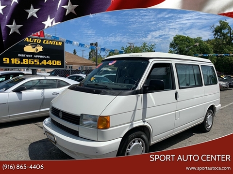 1993 Volkswagen EuroVan for sale in Roseville, CA