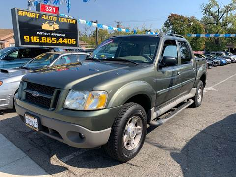 2003 Ford Explorer Sport Trac for sale in Roseville, CA