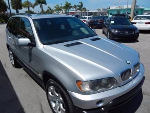 2001 BMW X5 For Sale  Carsforsalecom