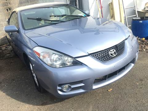 2008 Toyota Camry Solara for sale in Elizabeth, NJ