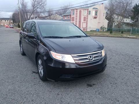 2012 Honda Odyssey for sale in Elizabeth, NJ