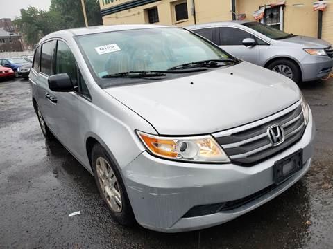 2012 Honda Odyssey for sale in Elizabeth, NJ