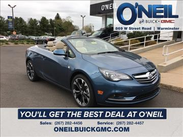 2017 Buick Cascada for sale in Warminster, PA
