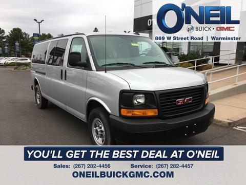 2017 GMC Savana Passenger for sale in Warminster, PA