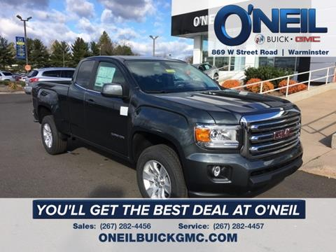 2017 GMC Canyon for sale in Warminster, PA