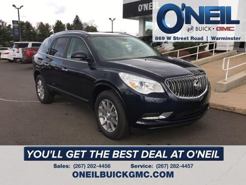 2017 Buick Enclave for sale in Warminster, PA