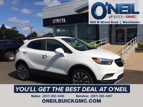 2017 Buick Encore for sale in Warminster, PA