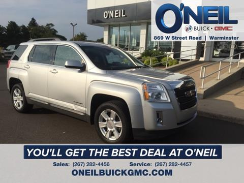 2013 GMC Terrain for sale in Warminster, PA