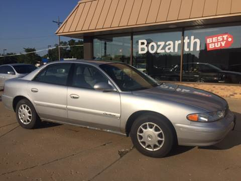 2002 Buick Century for sale in Topeka, KS