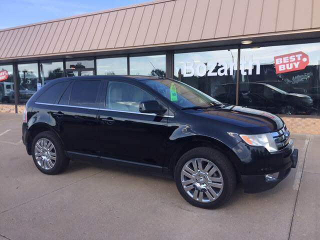 Ford Edge For Sale At Bozarth Best Buy In Topeka Ks