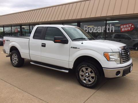 2010 Ford F-150 for sale in Topeka, KS