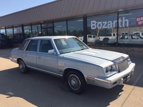 1985 Chrysler New Yorker for sale in Topeka, KS