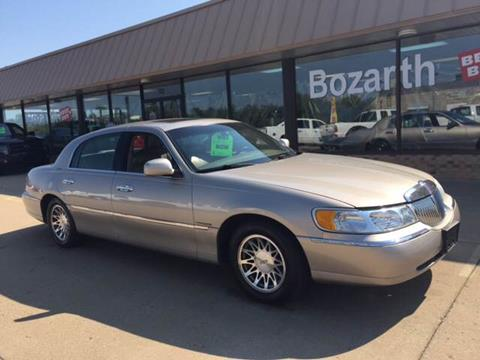 2001 Lincoln Town Car for sale in Topeka, KS
