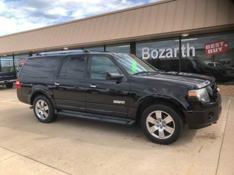 2007 Ford Expedition EL for sale in Topeka, KS