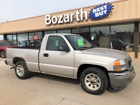 2005 GMC Sierra 1500 for sale in Topeka, KS