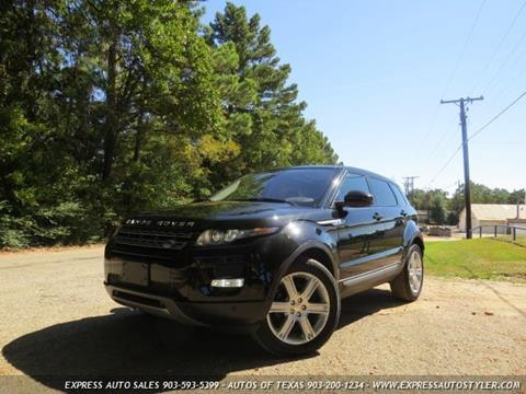 2014 Land Rover Range Rover Evoque for sale in Tyler, TX