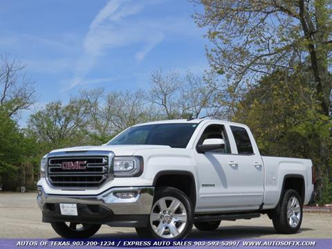 2016 GMC Sierra 1500 for sale in Tyler, TX