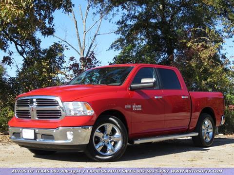 2014 RAM Ram Pickup 1500 for sale in Tyler, TX