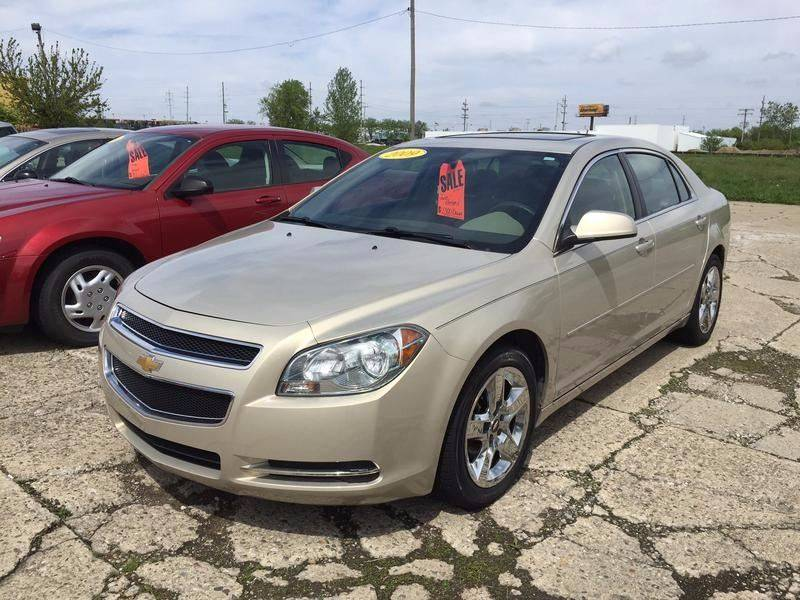 2009 Chevrolet Malibu for sale at Cars To Go in Lafayette IN