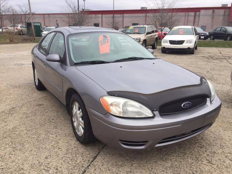 2007 Ford Taurus for sale at Cars To Go in Lafayette IN